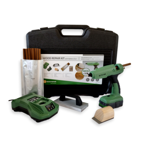 BCD 540 accu kit Woodfix