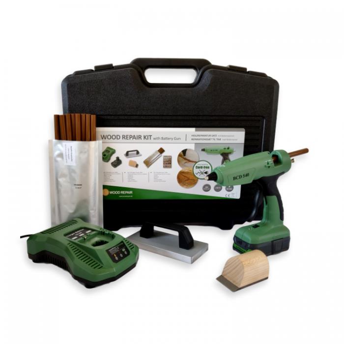 BCD 540 accu kit Woodfix