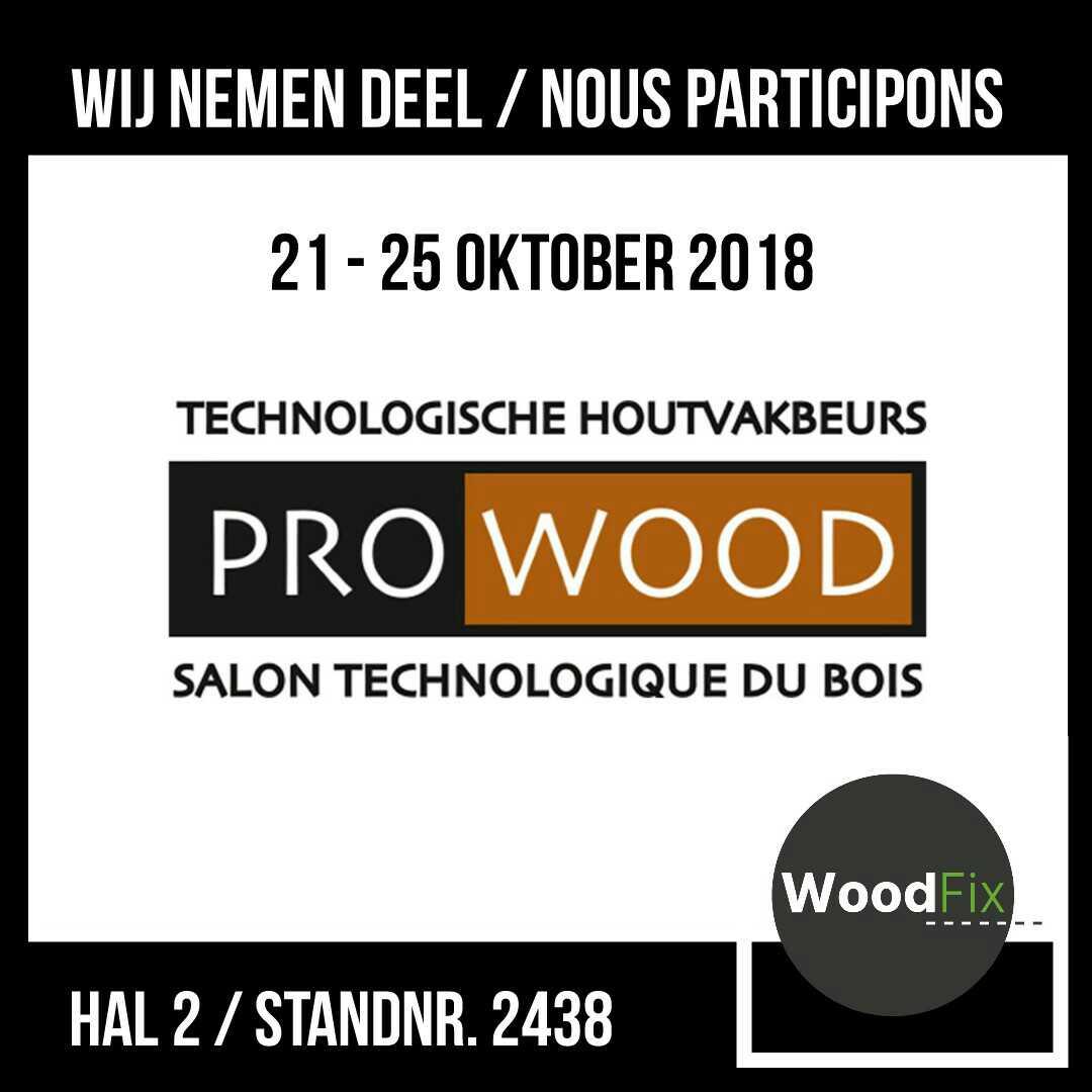 Prowood 2018 Woodfix